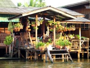 Bangkok la capitale