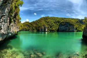 La natura dell'isola
