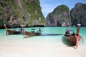 Mare e spiagge romantiche
