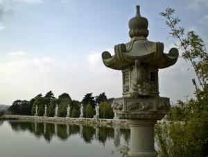 Suphan Buri monumento