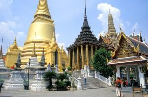 Wat Phra Kheo bangkok