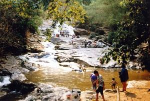 cascate di Chiang Mai