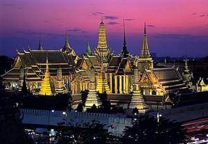Bangkok di sera