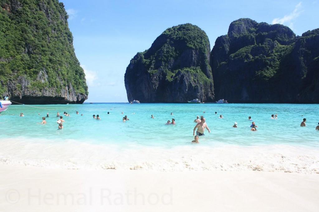 Phi Phi isole